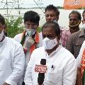 Somu Veerraju criticizes TDP and YCP over flood effected Polavaram villages