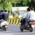 stict actions to be taken on helmetless driving