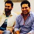 Sachin Tendulker wishes Venkatesh on his birthday