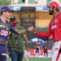 Kings XI Punjab won the toss against Kolkata Knight Rider