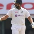 rohit creates record in test matches