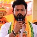 TDP MP Rammohan Naidu warns YCP Govt