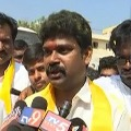 Pantagani narasimha prasad files case against railway kodur MLA