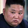 kim fires on south korea