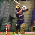Pat Cummins fighting fifty drive KKR respectable score against Mumbai Indians