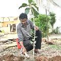 Tollywood director Sekhar Kammula accepts Green India Challenge