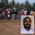 SL Dharmegowda Deputy Speaker of Legislative Council found dead