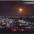 Huge meteor enlighten Japan sky