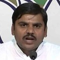 Vishnu Vardhan Reddy criticises YSRCP