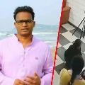 Nutan Naidu sent to Anakapalle Jail