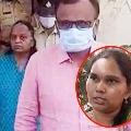 Lawyer Rajini met Madanapalle double murder case accused