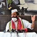 Uttam Kumar Reddy slams Telangana government on corona tests