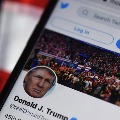 Twitter removed another 70 accounts of trump supporters