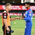 Delhi Capitals won the toss against Sunrisers Hyderabad
