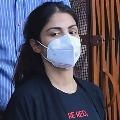 Bollywood celebrities tweets on rhea bail