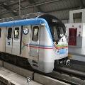 Hyderabad metro rail suffers with huge loss amid lockdown