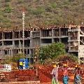 Mangalagiri AIIMS Construction is in progress