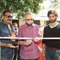 Superstar Krishna inaugurated Vijaya Krishna Green Studios
