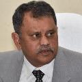 SEC Nimmagadda Ramesh order to send CI and SI to VR