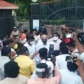Kadapa police files case against JC Prabhakar Reddy and Asmith