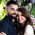 Virat Kohli becomes father