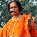 Sadhvi Prachi responds after Namaz offerings in a Madhura temple