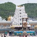 Tirumala shrine gets record income yesterday by Hundi