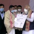 Lakhs left landless in Assam since independece says PM Modi