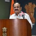 Vice President Venkaiah Naidu responds on Telugu Language Day