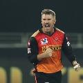 Hyderabad captain David Warner creates New record in IPL