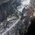Pakistan officials found black box of crashed plane