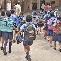 No Opening schools from november 1st in Telangana