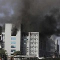 United Nations responds to huge fire accident in Serum Institute Of India