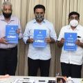 KTR launches lock down restart manual book