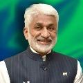 Vijayasai Reddy comments on Chandrababu and Lokesh