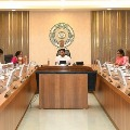 CM Jagan chaired a cabinet meeting in secretariat