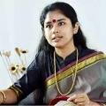 Mansas Trust chair person Sanchaita fires on Chandrababu comments