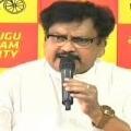 TDP leader Varla Ramaiah asks DGP about friendly policing