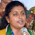 Jagan felt very happy after after seeing my video says Roja