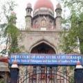 high court on telangana secratatiat demolition