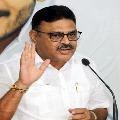 Ambati sensational comments on SEC Nimmagadda Ramesh