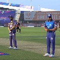 kolkata knight riders won the toss and elected bowl first