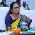 Vasireddy Padma comments on Minor marriage in Rajahmundry