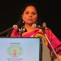 Kalvakuntla Kavitha responds to Gulf labour issues