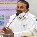 Eatala Rajendar comments on YS Sharmila political party
