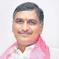 TRS will win Dubbaka election with over 1 lakh majority says Harish Rao
