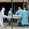 Ten people dies of corona virus in AP