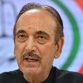 Farm laws withdrawn during British rule also says Gulam Nabi Azad
