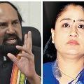 Vijayashanti going to Delhi on 14