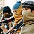 four terrorists gunned down
